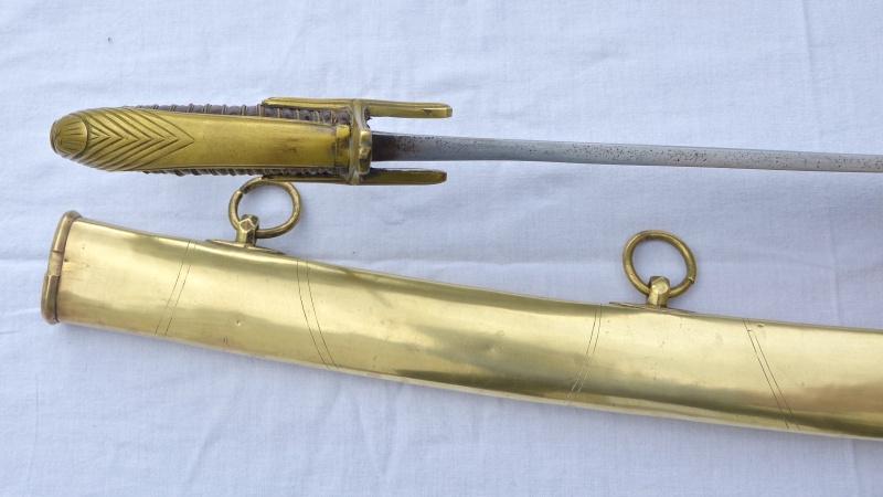 Sabre de Hussard An IV Dsc_5317