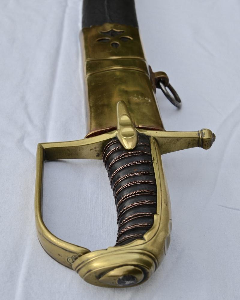Sabre de Hussard An IV Dsc_5325