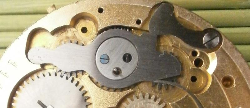 """Breitling - Chronographe gousset 19""""' Breitling ?? Tirett10"""