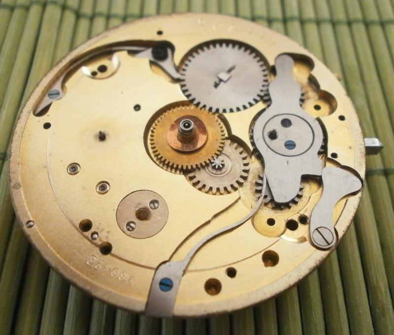 """Breitling - Chronographe gousset 19""""' Breitling ?? Tirett11"""