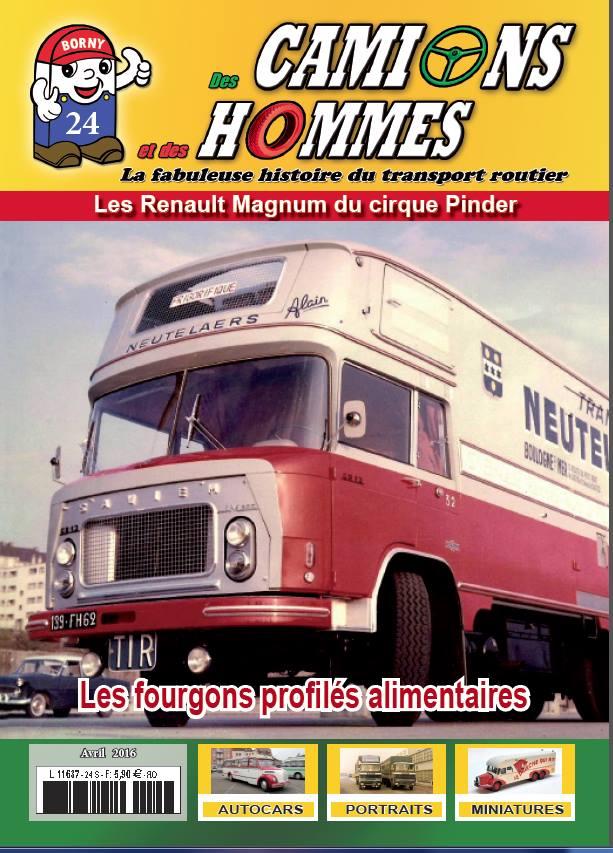 Des Camions et des Hommes N° 24... 12670610