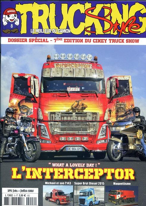 le numéro 8 du magazine Trucking Style est disponible  Tsm_811
