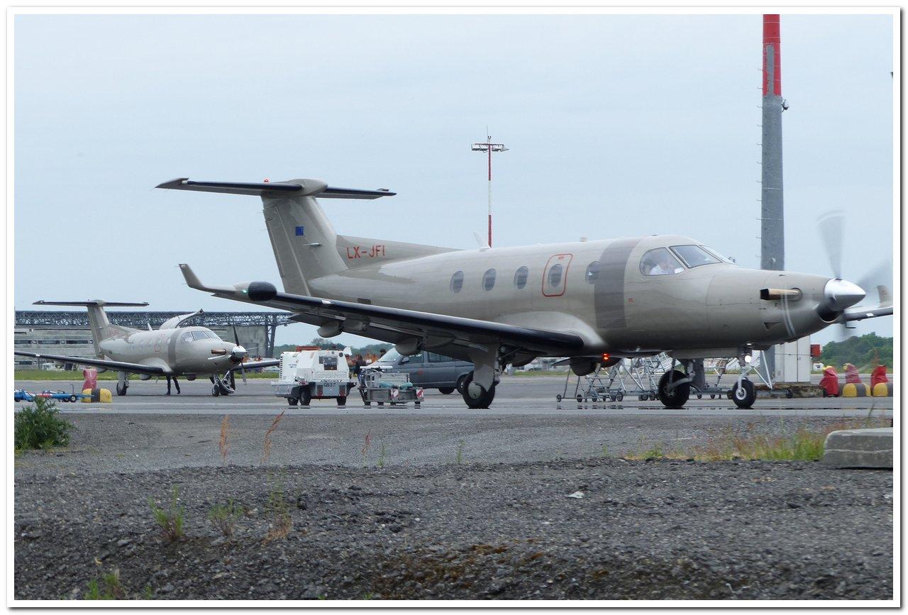 [BIZ JETS] L'Aviation d'Affaires de 2016...   Pilatu11