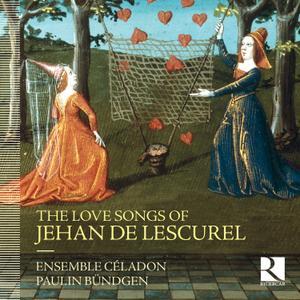 Jehan (ou Jehannot) de LESCUREL (13/14ème siècle ?) 003ce210