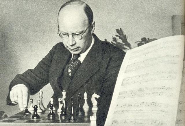 La musique et les échecs 1 - Page 2 Prokof10