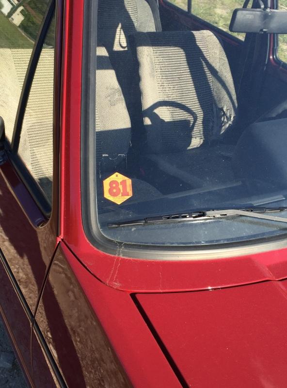golf mk1 diesel 1981 Img_5515