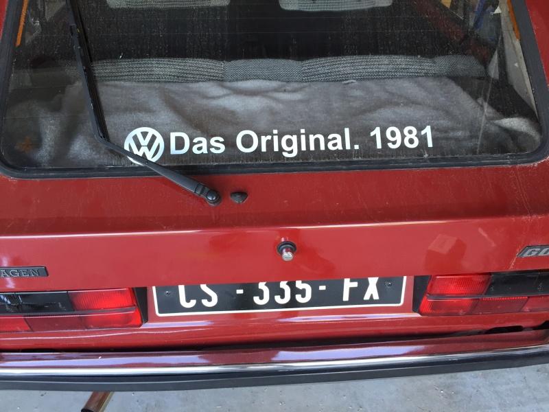 golf mk1 diesel 1981 Oiuytf11