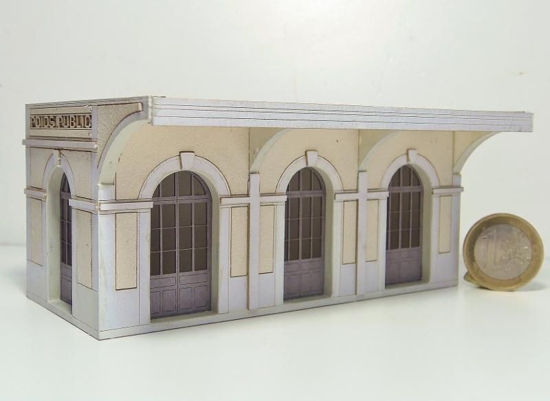 [Architecture & Passion] Bâtiment des pesées 87462910