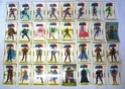 Diverses cartes, images et divers autocollants 10125710