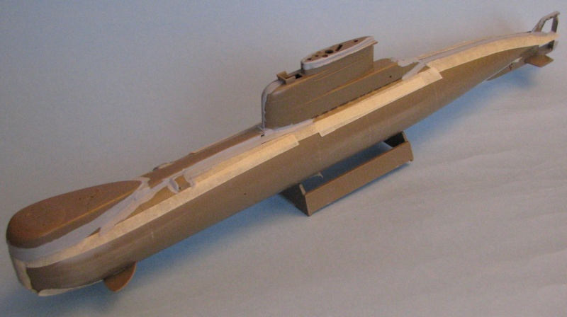 U-Boot type 206A, Revell 1/144 U00210