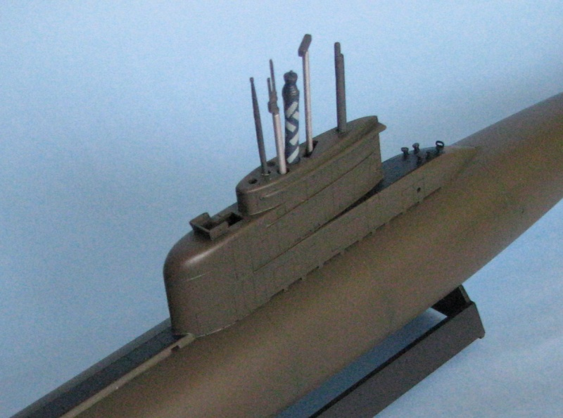 U-Boot type 206A, Revell 1/144 - Page 2 U00910