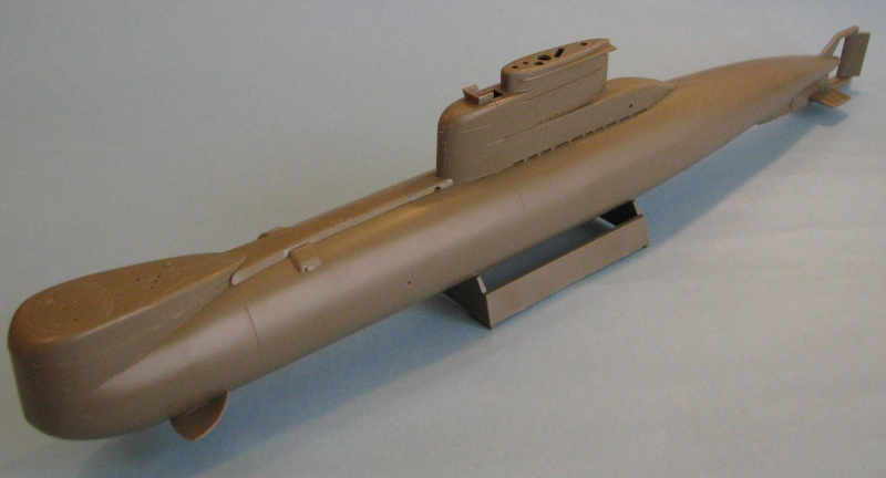 U-Boot type 206A, Revell 1/144 U_00110