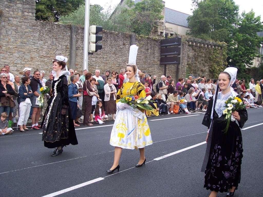 Photos des fetes de cornouaille : le grand défilé breton 101_3510