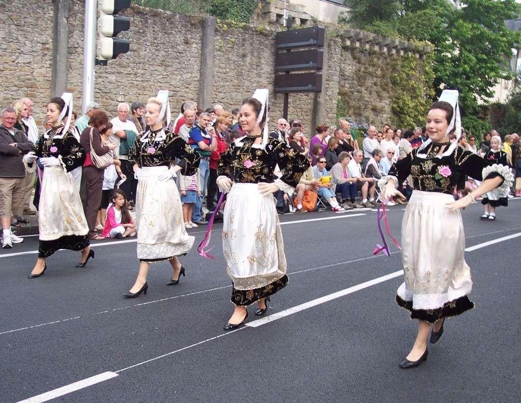 Photos des fetes de cornouaille : le grand défilé breton 101_3513