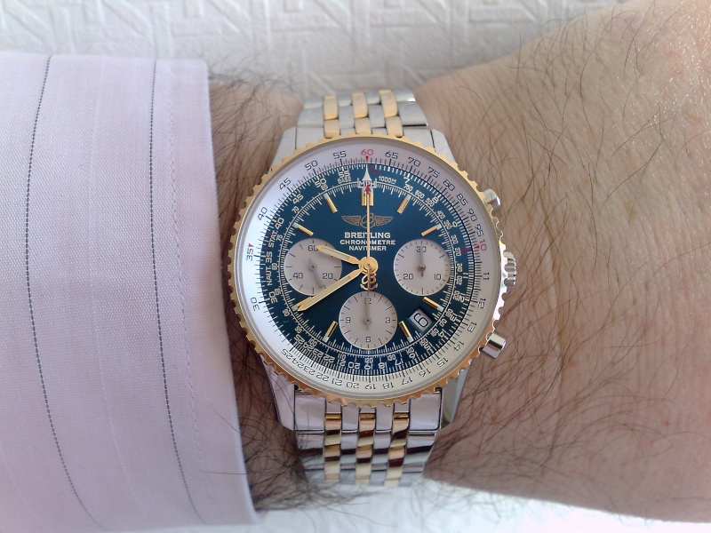 Breitling - Match amical : Cartier - Breitling - Page 3 06032010
