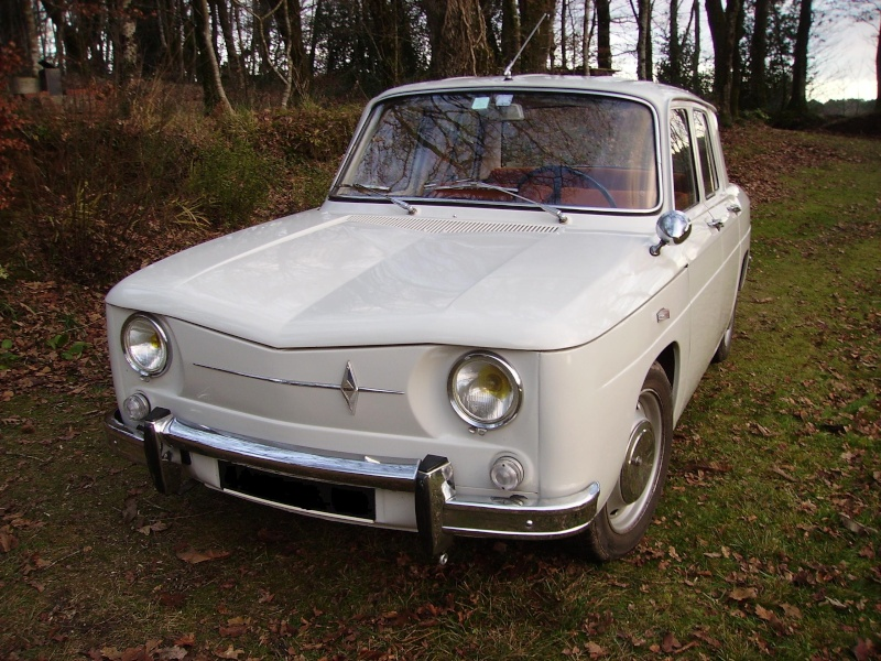 Rénovation Renault 8 Type 1130 R8main10