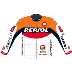 Repsol Team Jacket 2009 Repsol10