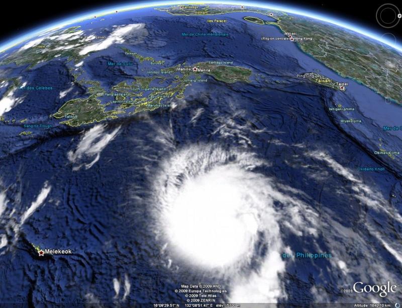 Cyclones / Typhon / Ouragan Meteo11