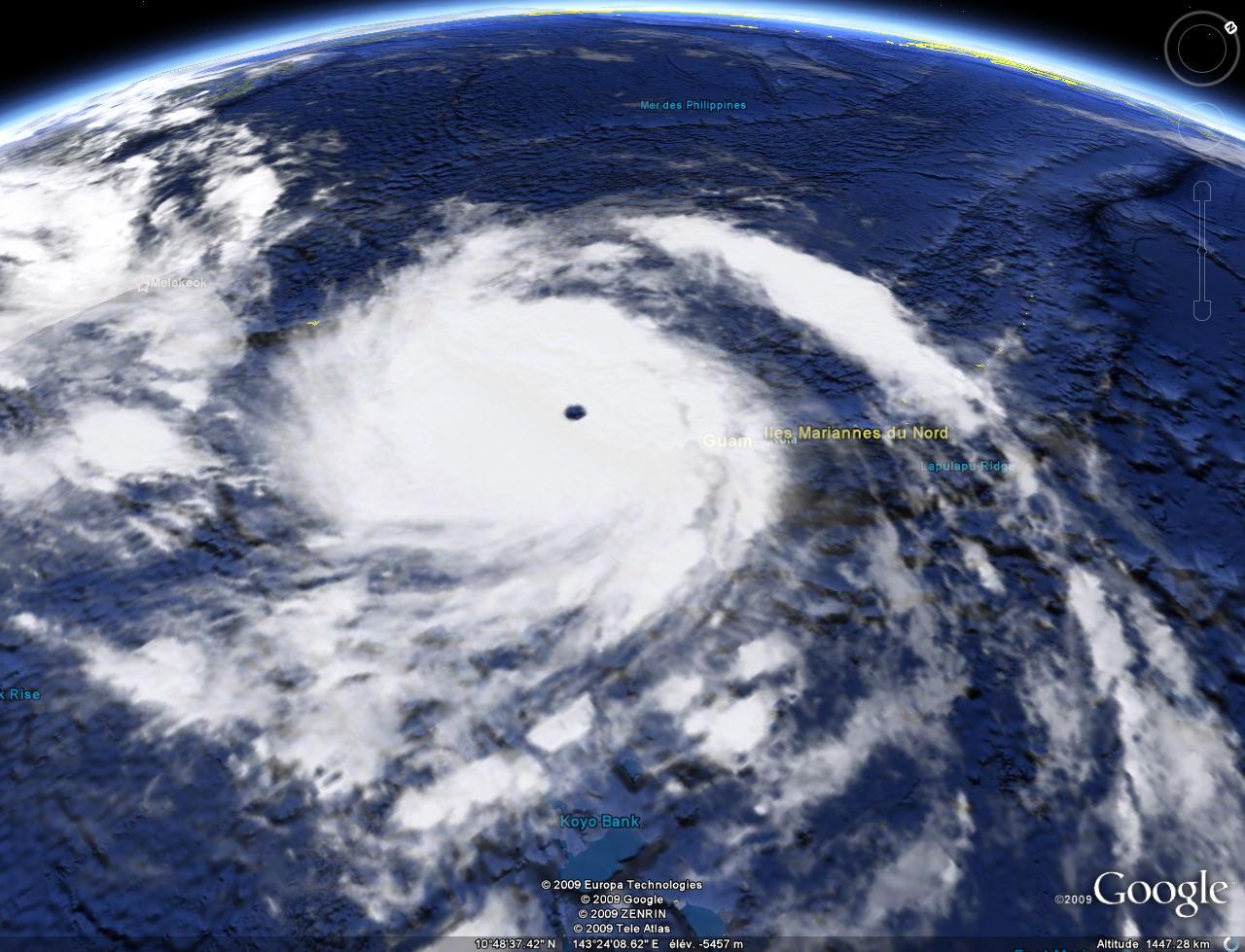 Cyclones / Typhon / Ouragan Nida10