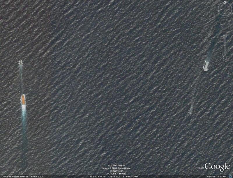 Navires remorqueurs sur Google Earth Remorq11