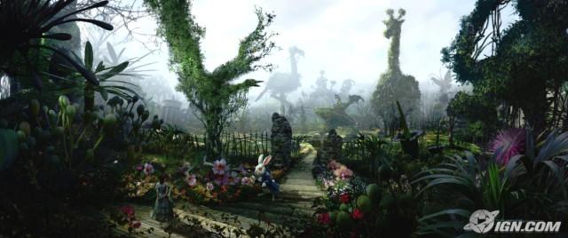 Tim Burton Takes on Alice in wonderland! Alice-12