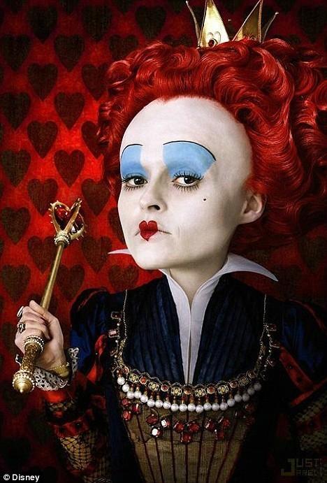 Tim Burton Takes on Alice in wonderland! Origin11