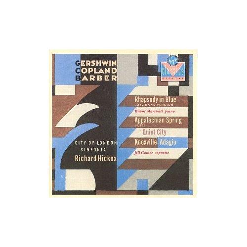 George Gershwin (CD, DVD) 41ezb210