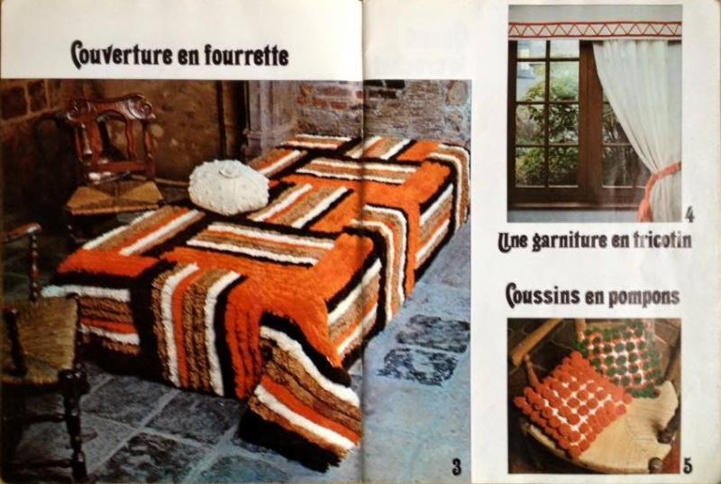 Le Catalogue Phildar 1977 13043310