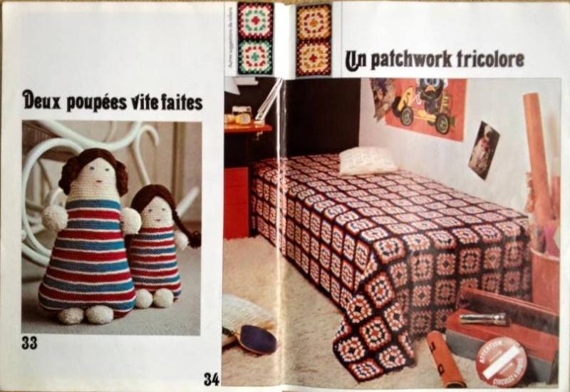 Le Catalogue Phildar 1977 13051610