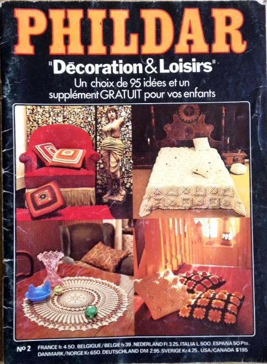 Le Catalogue Phildar 1977 13082510
