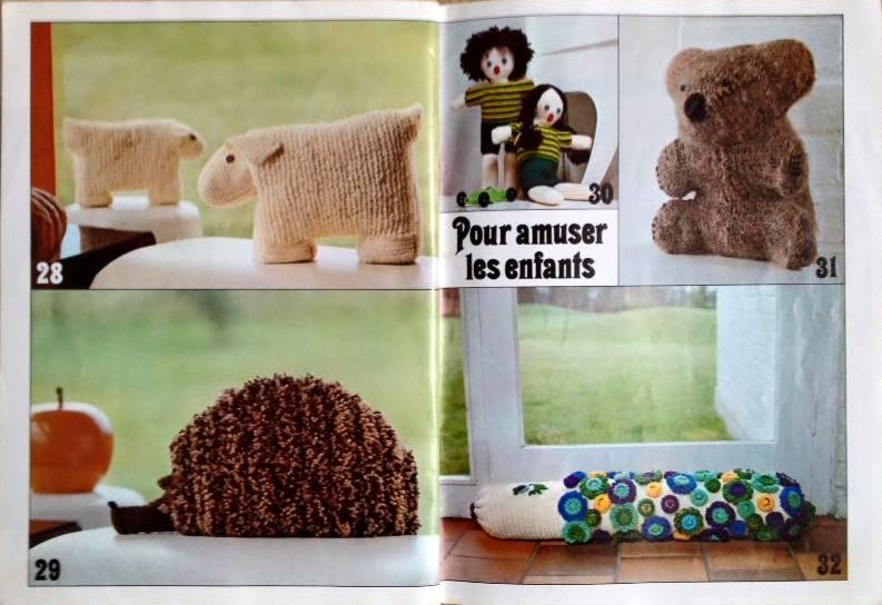 Le Catalogue Phildar 1977 13095910