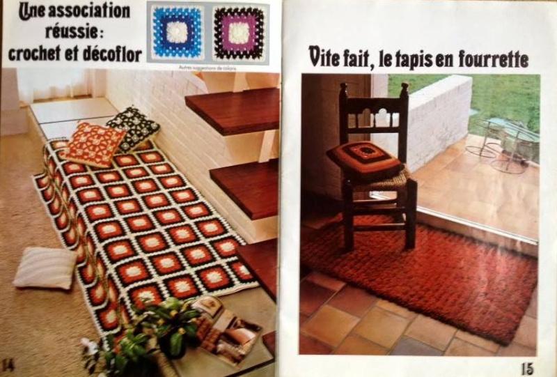 Le Catalogue Phildar 1977 13103410
