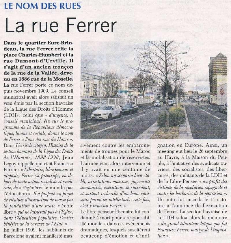 Havre - Le Havre - Rue Ferrer (Eure-Brindeau) 2016-013