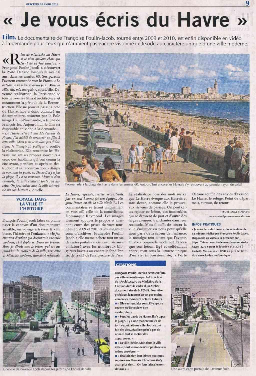 Havre - Je vous écris du Havre 2016-038
