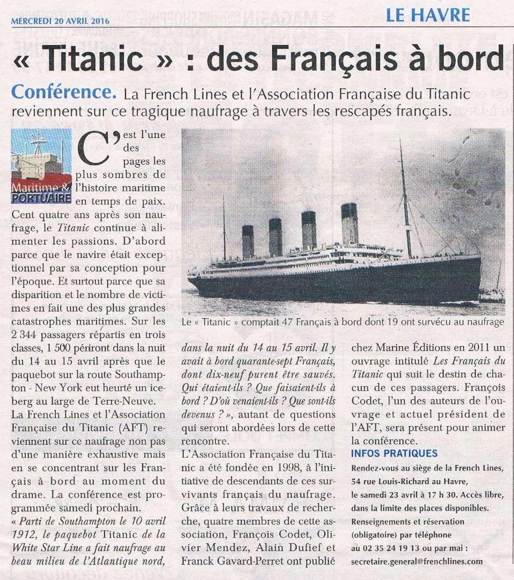 Paquebot Titanic 2016-410