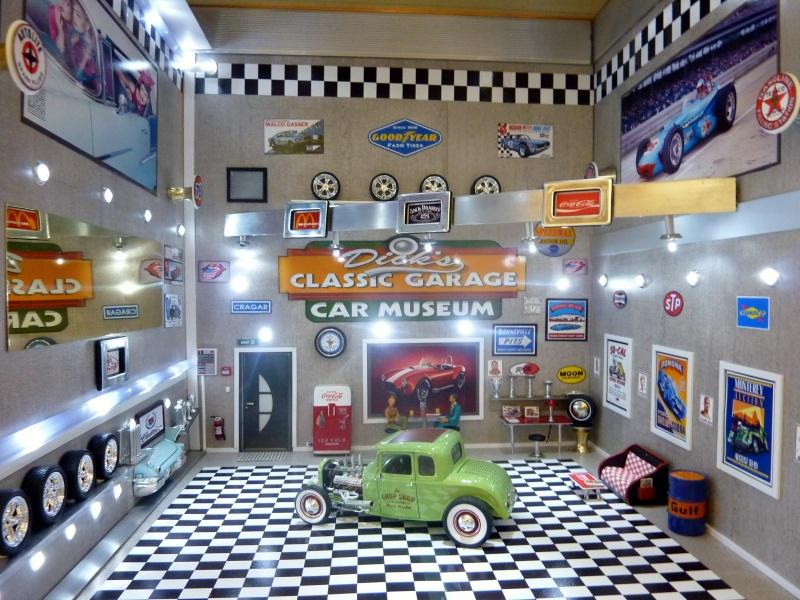 Dick's classic garage car  museum  Photos20