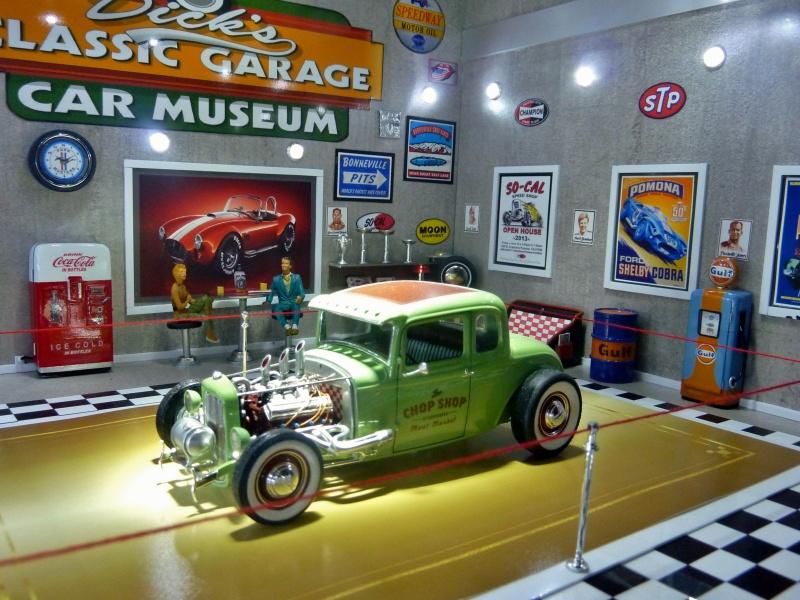 Dick's classic garage car  museum  Photos21