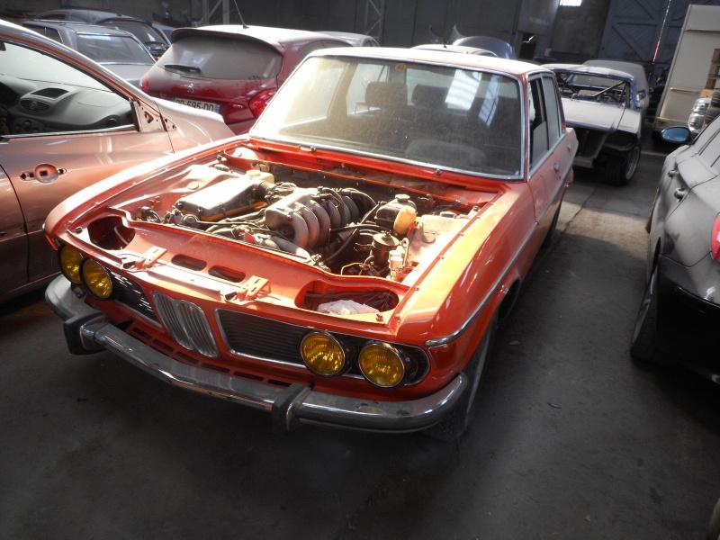 BMW 3.0L si (restauration) - Page 5 Dscn0426