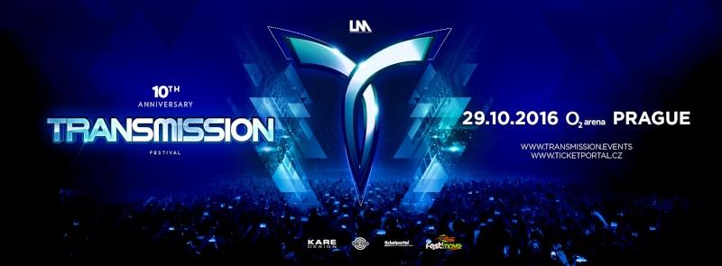TRANSMISSION - 29 Octobre 2016 - O2 Arena Prague - République Tchèque 11052810