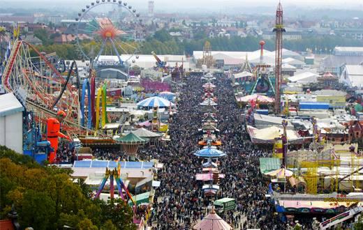 Oktoberfest - 17 Septembre 2016 - Munich - Allemagne 13015411