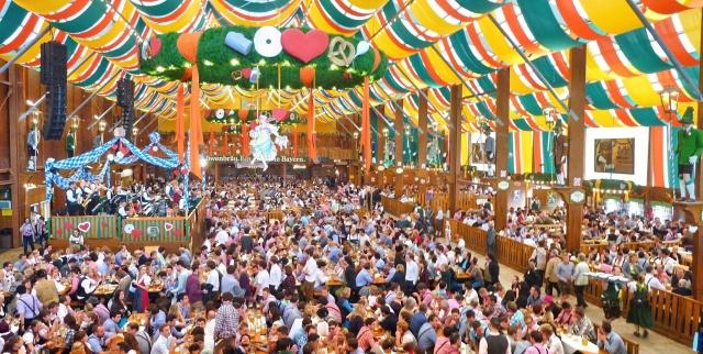 Oktoberfest - 17 Septembre 2016 - Munich - Allemagne 13040910