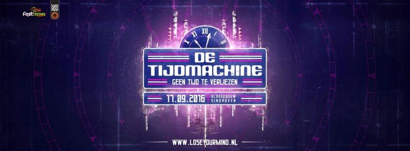 De Tijdmachine - 17 Septembre 2016 -  Klokgebouw - Eindhoven - NL 13115910