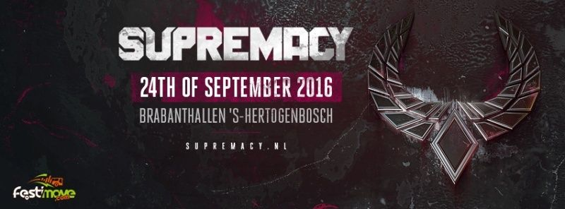 SUPREMACY - 24 SEPTEMBRE 2016 - BRABANTHALLEN 'S-HERTOGENBOSCH - NL 19168710