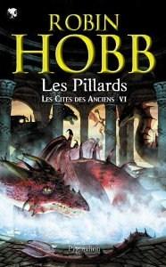 Hobb Robin - Les pillards - La cité des anciens T6 Cvt_le10