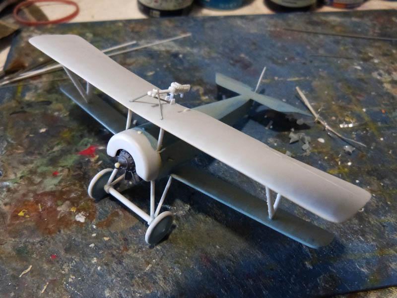 [1916] Toko - Nieuport 11 de Georges Guynemer. Nieupo17
