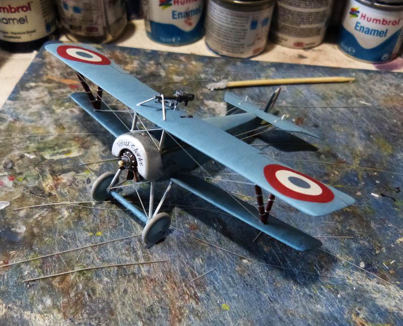 [1916] Toko - Nieuport 11 de Georges Guynemer. Nieupo29