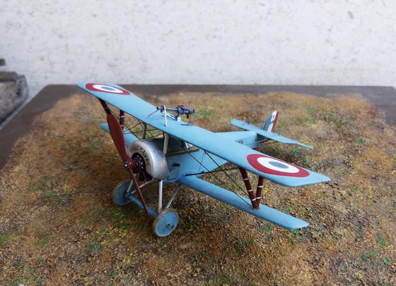 [1916] Toko - Nieuport 11 de Georges Guynemer. Nieupo33