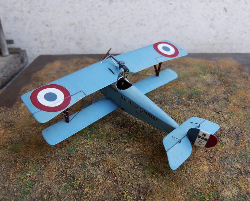 [1916] Toko - Nieuport 11 de Georges Guynemer. Nieupo34