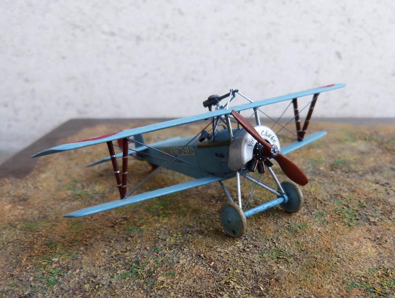 [1916] Toko - Nieuport 11 de Georges Guynemer. Nieupo35
