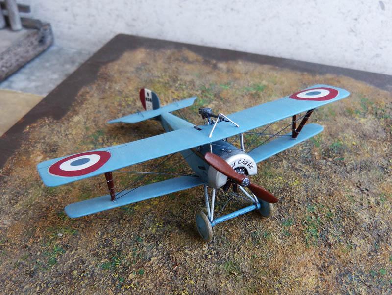 [1916] Toko - Nieuport 11 de Georges Guynemer. Nieupo36